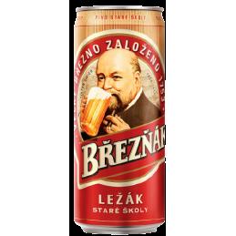 Březňák lager 0,5l can