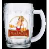 Prazacka 0.5l Beer Mug