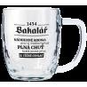 Pivovar Bakalář 0.5l Beer Mug