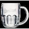 Pilsner Urquell 0.5l Beer Mug - Pravy Original